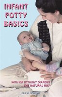 Infant Potty basics book
