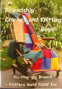 Friendship knitting and crochet book