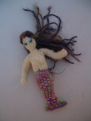 Noonee Wilga knit mermaid